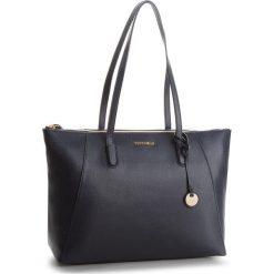 Torebka COCCINELLE - CF5 Clementine E1 CF5 11 01 01 Bleu B11. Niebieskie torebki do ręki damskie Coccinelle, ze skóry. W wyprzedaży za 919.00 zł.