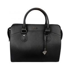 Lylee Torebka Damska Erin, Czarna. Czarne torebki do ręki damskie Lylee, z syntetyku. Za 219.00 zł.