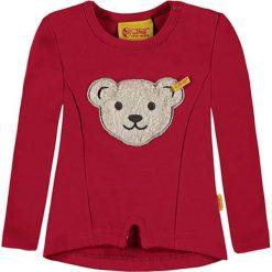 Bluza w kolorze czerwonym. Bluzy dla niemowląt Steiff. W wyprzedaży za 62.95 zł.