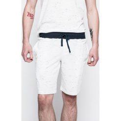 Emporio Armani - Szorty piżamowe. Szare piżamy męskie Emporio Armani, z bawełny. W wyprzedaży za 199.90 zł.