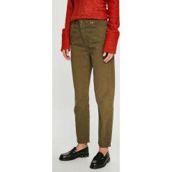 Trendyol - Jeansy. Szare jeansy damskie Trendyol. W wyprzedaży za 79.90 zł.