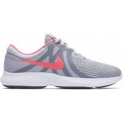 Nike Buty Dziewczęce Revolution 4 (Gs) Running Shoe 37,5 Szare. Szare buty sportowe dziewczęce Nike. Za 195.00 zł.