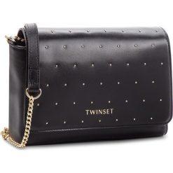 Torebka TWINSET - Tracolla AA8PA5 Nero 00006. Czarne torebki do ręki damskie Twinset, ze skóry ekologicznej. Za 1,159.00 zł.