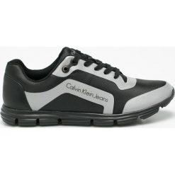 Calvin Klein Jeans - Buty. Szare buty sportowe męskie Calvin Klein Jeans, z gumy. W wyprzedaży za 329.90 zł.
