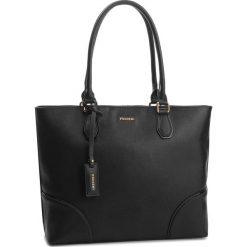 Torebka PUCCINI - BT28587  Czarny 1. Czarne torebki do ręki damskie Puccini, ze skóry ekologicznej. W wyprzedaży za 209.00 zł.