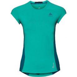Odlo Koszulka damka Crew neck s/s Ceramicool pro zielona r. S (350211/40249). T-shirty damskie Odlo. Za 110.10 zł.