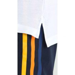 Lacoste Sport ROLAND GARROS  Koszulka polo blanc/marine medway. Koszulki sportowe męskie Lacoste Sport, z bawełny. Za 469.00 zł.