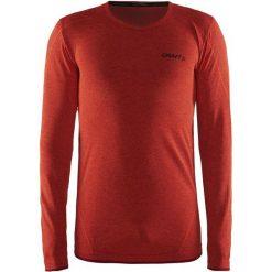 Craft Koszulka Męska Active Comfort Ls Czerwona L. Czerwone koszulki sportowe męskie Craft, z długim rękawem. W wyprzedaży za 119.00 zł.