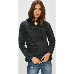 Columbia - Bluza. Czarne bluzy damskie Columbia, z dzianiny. Za 299.90 zł.