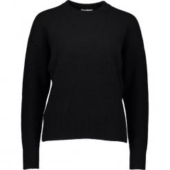 Sweter w kolorze czarnym. Czarne swetry damskie Gottardi, z wełny, z okrągłym kołnierzem. W wyprzedaży za 195.95 zł.