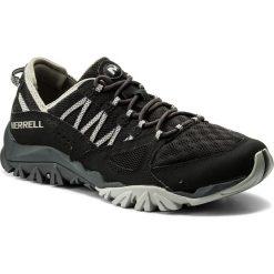 Buty MERRELL - Tetrex Surge Crest J98259 Black. Czarne buty sportowe męskie Merrell, z lycry. W wyprzedaży za 239.00 zł.