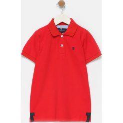 Koszulka polo w kolorze czerwonym. Koszulki polo męskie marki Reserved. W wyprzedaży za 99.95 zł.