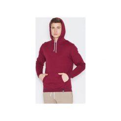 Bluza V006 Bordo. Czerwone bluzy męskie Visent. Za 149.00 zł.