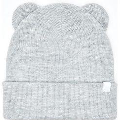 Czapka z uszami - Jasny szary. Czapki i kapelusze damskie marki WED'ZE. W wyprzedaży za 14.99 zł.