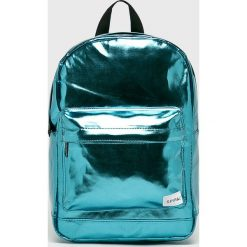 Spiral - Plecak. Zielone plecaki damskie Spiral, z materiału. Za 129.90 zł.