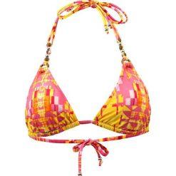 """Biustonosz bikini """"Aran"""" w kolorze różowo-żółtym. Biustonosze Val d´Azur. W wyprzedaży za 173.95 zł."""