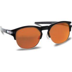 Okulary przeciwsłoneczne OAKLEY - Latch Key OO9394-0452 Polished Black Ink/Prizm Ruby. Czarne okulary przeciwsłoneczne męskie Oakley, z tworzywa sztucznego. W wyprzedaży za 549.00 zł.