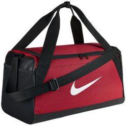 Nike Torba sportowa BA5335 657 Brasilia S Duff czerwona. Torby podróżne damskie marki BABOLAT. Za 77.00 zł.