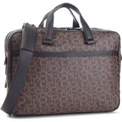 Torba na laptopa CALVIN KLEIN - Ck Mono Laptop Bag E K50K504080 225. Brązowe torby na laptopa damskie Calvin Klein, ze skóry ekologicznej. Za 799.00 zł.