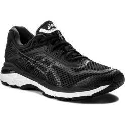 Buty ASICS - GT-2000 6 T805N Black/White/Carbon 9001. Czarne buty sportowe męskie Asics, z materiału. W wyprzedaży za 399.00 zł.