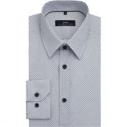 Koszula SIMONE1F KDBS000102. Szare koszule męskie Giacomo Conti, z bawełny, z klasycznym kołnierzykiem, z długim rękawem. Za 149.00 zł.