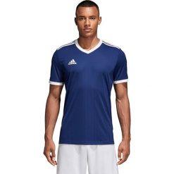 Adidas Koszulka piłkarska Tabela 18 JSY granatowa r. XL (CE8937). T-shirty i topy dla dziewczynek Adidas. Za 75.94 zł.