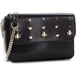 Torebka MENBUR - 845080001 Black. Czarne torebki do ręki damskie Menbur, ze skóry ekologicznej. Za 229.00 zł.