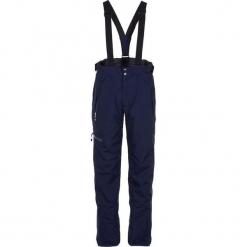 Spodnie narciarskie w kolorze granatowym. Spodnie snowboardowe męskie marki WED'ZE. W wyprzedaży za 227.95 zł.