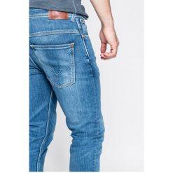 Pepe Jeans - Jeansy Nickel. Niebieskie jeansy męskie Pepe Jeans. W wyprzedaży za 239.90 zł.