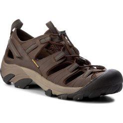 Sandały KEEN - Arroyo II 1002427 Slate Black/Bronze Green. Brązowe sandały męskie Keen, z materiału. W wyprzedaży za 319.00 zł.