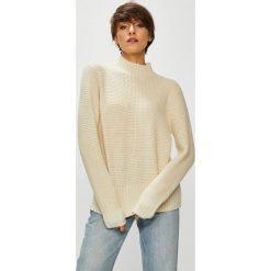 Pieces - Sweter Enna. Szare swetry damskie Pieces, z dzianiny. W wyprzedaży za 129.90 zł.