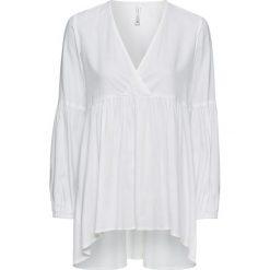 Tunika bonprix biały. Tuniki damskie marki bonprix. Za 99.99 zł.