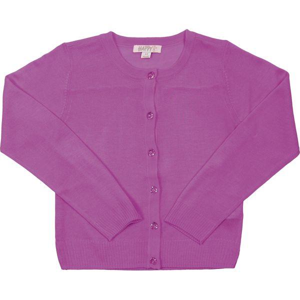 0820d19869 SWETER DŁUGI RĘKAW DLA DZIEWCZYNKI GŁADKI - Swetry dla dziewczynek ...