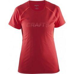 Craft Koszulka damska Prime SS Tee Czerwona r. M (1903174-2441). T-shirty damskie Craft. Za 62.14 zł.