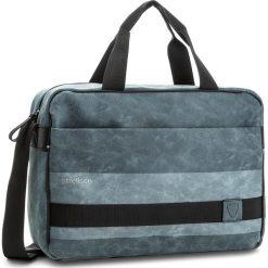 Torba na laptopa STRELLSON - Finchley 4010002331 Dark Blue 402. Niebieskie torby na laptopa męskie Strellson, z nubiku. W wyprzedaży za 299.00 zł.