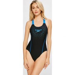 Speedo - Strój kąpielowy. Różowe kostiumy jednoczęściowe damskie Speedo. W wyprzedaży za 99.90 zł.