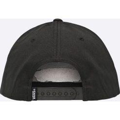 Vans - Czapka. Czarne czapki i kapelusze męskie Vans. Za 119.90 zł.