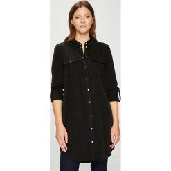 Vero Moda - Sukienka. Czarne sukienki damskie Vero Moda, z lyocellu, casualowe. W wyprzedaży za 149.90 zł.