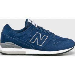 New Balance - Buty MRL996SC. Szare buty sportowe męskie New Balance, z gumy. Za 449.90 zł.
