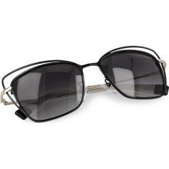 Okulary przeciwsłoneczne FURLA - Fenice 919692 D 144F MI0 Petalo/Onyx. Czarne okulary przeciwsłoneczne damskie Furla. W wyprzedaży za 619.00 zł.