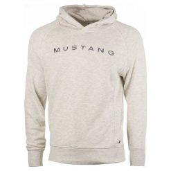 Mustang Bluza Męska Fancy Hoodie M Szary. Szare bluzy męskie Mustang. Za 299.00 zł.
