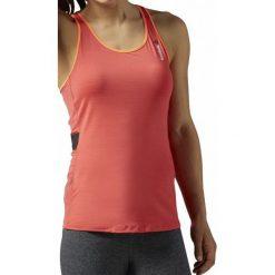 Reebok Koszulka damska treningowa One Series ActivChill W pomarańczowa r. L (AO0285). T-shirty damskie Reebok. Za 99.10 zł.