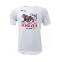 Alea T-Shirt Z Czeskiego Lwa Biały M. Białe t-shirty i topy dla dziewczynek Alea. Za 69.00 zł.