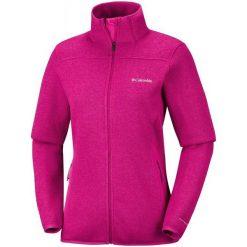 Columbia Bluza Damska Altitude Aspect Iii Full Zip Cactus Pink M. Różowe bluzy damskie Columbia, z polaru. Za 405.00 zł.