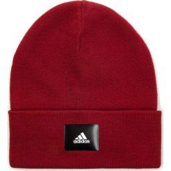 Czapka adidas - Logo Woolie DJ1212 Nobmar/Nobmar/Black. Czerwone czapki i kapelusze damskie Adidas, z materiału. Za 89.95 zł.