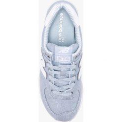 New Balance - Buty WL574CHF. Szare obuwie sportowe damskie New Balance, z gumy. W wyprzedaży za 279.90 zł.