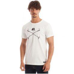 Polo Club C.H..A T-Shirt Męski Xl Biały. Białe koszulki polo męskie Polo Club C.H..A, z bawełny. W wyprzedaży za 119.00 zł.