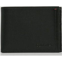 Calvin Klein - Portfel. Czarne portfele męskie Calvin Klein, z materiału. Za 349.90 zł.
