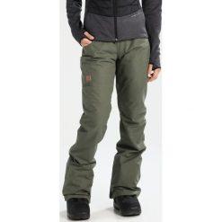 DC Shoes VIVA Spodnie narciarskie beetle. Spodnie snowboardowe damskie DC Shoes, z materiału, sportowe. W wyprzedaży za 719.10 zł.