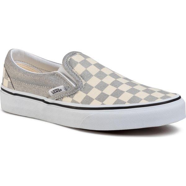 Vans Slip On Checkerboard Platform 39 Brand New